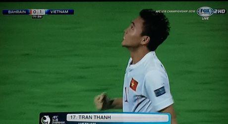 Chum anh U19 Viet Nam viet lich su truoc U19 Bahrain - Anh 5