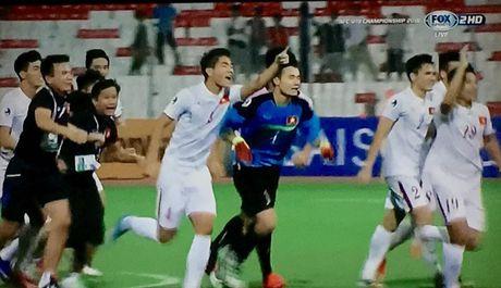 Chum anh U19 Viet Nam viet lich su truoc U19 Bahrain - Anh 8
