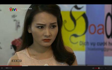 Bat loi ngo ngan trong phim gio vang dang 'gay sot' VTV1 - Anh 2