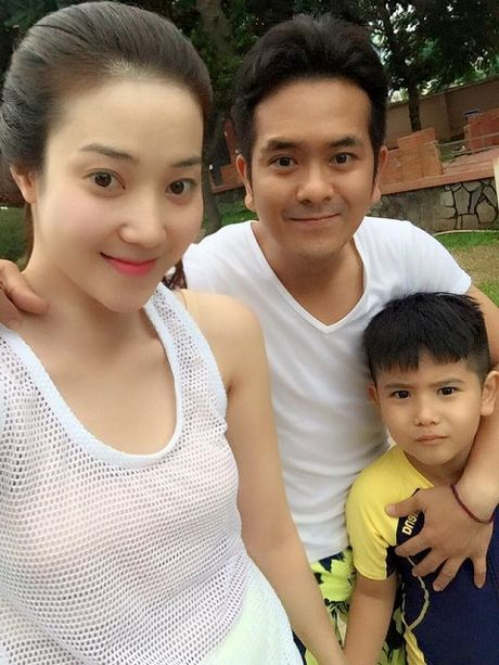 Vua chia tay lan 2, be An 'Dat Phuong Nam' vuong tin don co tinh moi - Anh 4