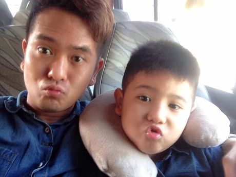 Vua chia tay lan 2, be An 'Dat Phuong Nam' vuong tin don co tinh moi - Anh 8