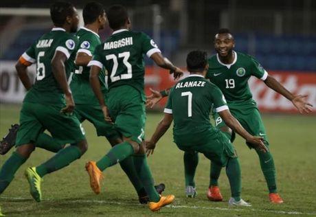 VCK U19 chau A: U19 Viet Nam va Saudi Arabia doat ve du World Cup - Anh 1