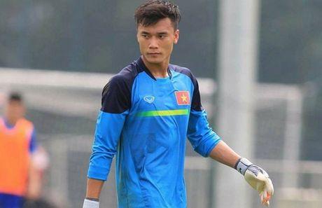 U19 Viet Nam doat ve du World Cup: Nguoi hung Tran Thanh va Tien Dung - Anh 1
