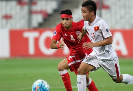 U19 Viet Nam doat ve du World Cup: Nguoi hung Tran Thanh va Tien Dung - Anh 2