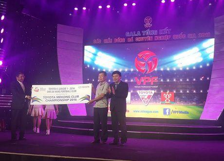 Xac dinh xong cac doi tham du vong loai Toyota Mekong Cup 2016 - Anh 1