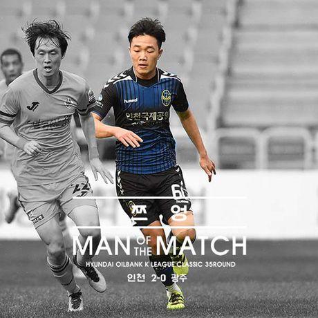 Diem tin chieu 24/10: Xuan Truong gay an tuong tai Han Quoc, Simeone up mo viec den Premier League - Anh 1