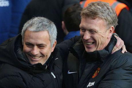 Sau vong 9 Premier League, Mourinho con te hon ca Moyes - Anh 1