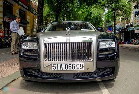 Soi cap sieu xe nha Ha Tang vua luon tren pho Sai Gon - Anh 6