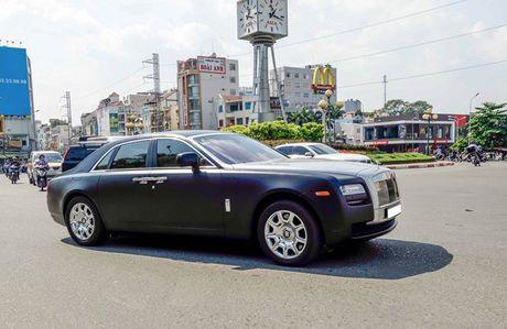 Soi cap sieu xe nha Ha Tang vua luon tren pho Sai Gon - Anh 8