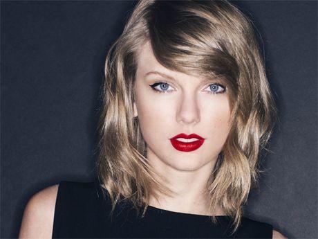 Taylor Swift cong khai viec bi nam DJ lam dung tinh duc - Anh 1