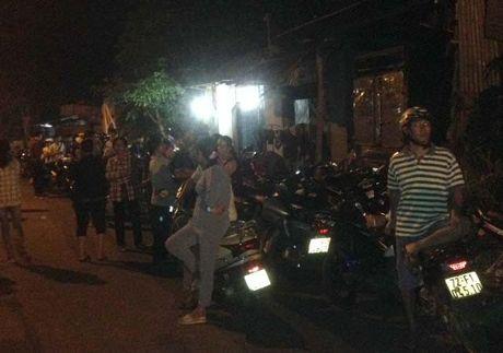 Vung Tau: Vo con Truong ban Dan van huyen uy bi sat hai tai nha - Anh 1