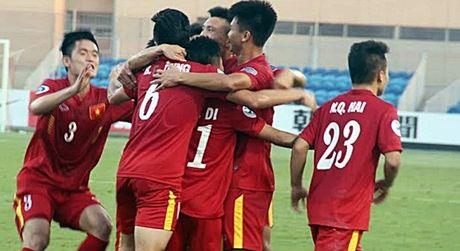 Tin bong da 24/10: U19 VN da tot du khong co ngoi sao nhu Cong Phuong - Anh 1