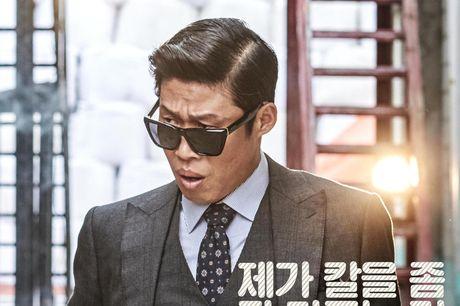 """Phim hai Luck – Key """"lam loan"""" phong ve xu Han - Anh 1"""