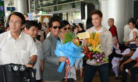 Danh ca Che Linh rang ro giua troi thu Ha Noi - Anh 1