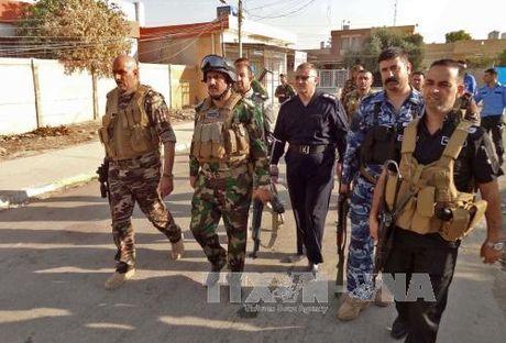 Iraq day lui cuoc tan cong cua IS o Kirkuk - Anh 1
