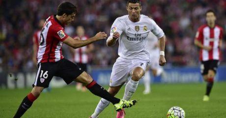 Ronaldo im tieng, Real thang vat Bilbao - Anh 1
