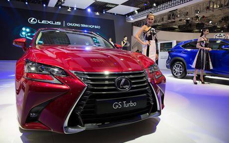 GS Turbo 2016, loi re moi cua Lexus tai Viet Nam - Anh 2