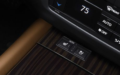 GS Turbo 2016, loi re moi cua Lexus tai Viet Nam - Anh 6