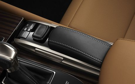 GS Turbo 2016, loi re moi cua Lexus tai Viet Nam - Anh 8