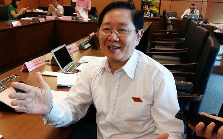 Bo truong Noi vu noi ve 'bai toan' cai cach tien luong - Anh 1