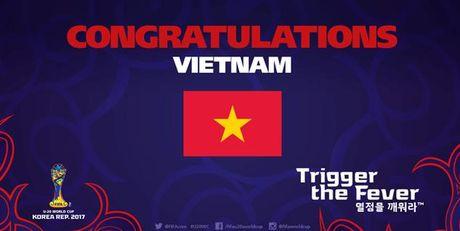 FIFA, AFC va truyen thong quoc te chuc mung chien thang lich su cua bong da Viet Nam - Anh 1