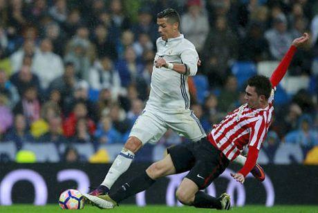 Real Madrid - Bilbao: Kep phu thanh cuu tinh - Anh 1