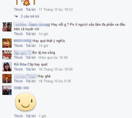"Cu dan mang thich thu voi video ""Tam su dau kho cua cac ong chong ngay 20/10"" - Anh 3"