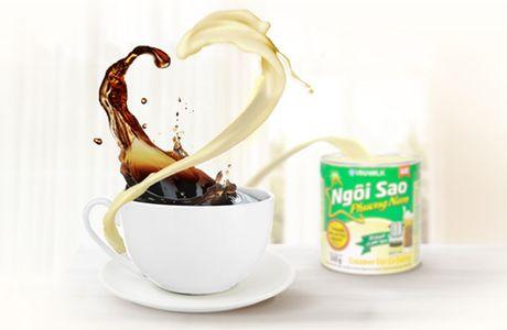 Lam the nao de so huu tinh yeu cafe sua giong loat sao Viet? - Anh 6
