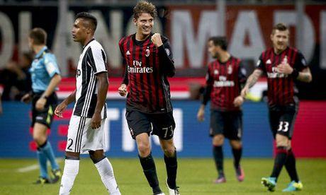 "Tieu diem V9 Serie A: Milan tro lai & ""cu dam"" voi Juve - Anh 1"