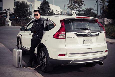 Do 'chat choi' cua Honda CR-V phien ban dac biet tai Viet Nam - Anh 1