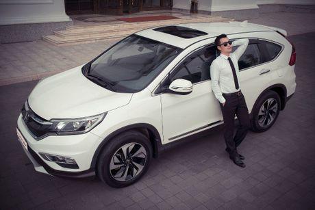 Do 'chat choi' cua Honda CR-V phien ban dac biet tai Viet Nam - Anh 2