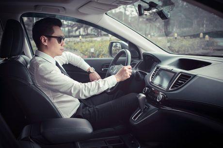 Do 'chat choi' cua Honda CR-V phien ban dac biet tai Viet Nam - Anh 4