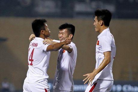 Bo VH-TT&DL chuc mung chien tich cua U19 Viet Nam - Anh 1