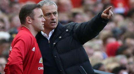 Mourinho khong bao gio ban Rooney, khong cho da tien ve - Anh 1