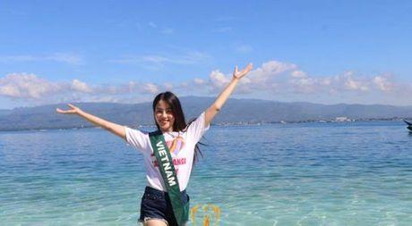 Nam Em co mat trong tat ca cac trang binh chon cho Miss Earth 2016 - Anh 1