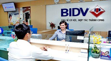 BIDV khang dinh vi the so 1 ve tong tai san - Anh 1