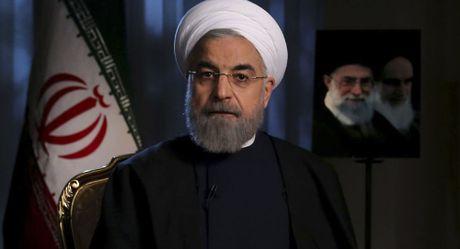 Tong thong Iran: Chon Trump va Clinton la su lua chon 'giua nguoi toi va nguoi rat toi' - Anh 1
