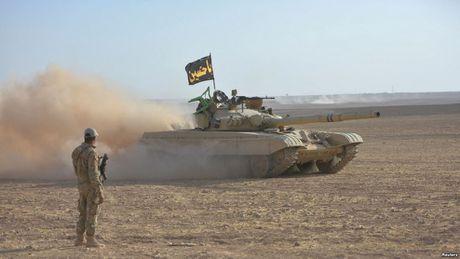 Iraq bac de nghi tham chien chong IS cua quan doi Tho Nhi Ky - Anh 1