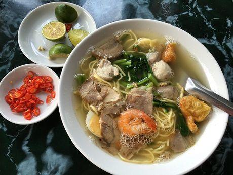 5 mon an gay thuong nho o Hai Phong - Anh 3