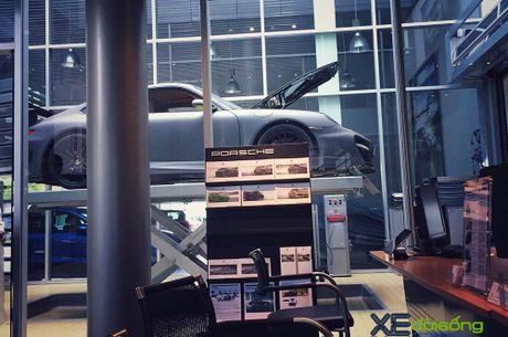Porsche 911 Carrera S do TechArt hang doc cua biker 8X Sai Gon - Anh 5