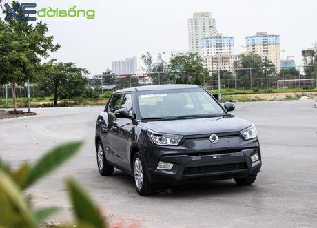 SsangYong Tivoli them ban so san gia 570 trieu dong tai Ha Noi - Anh 18