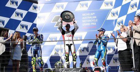 MotoGP Australian GP 2016 - Chang dua day kich tinh - Anh 1