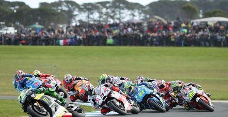 MotoGP Australian GP 2016 - Chang dua day kich tinh - Anh 2