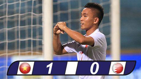 Danh bai Bahrain, U19 Viet Nam gianh ve du U20 World Cup - Anh 1