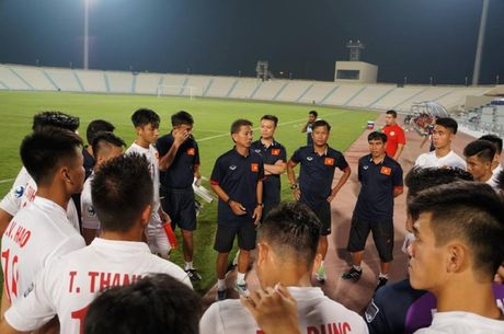 Viet Nam du World Cup U20 nam 2017 tai Han Quoc - Anh 1