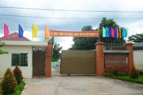 "Dong Nai: Nhieu hoc vien cai nghien ""dao tau"" khoi trung tam cai nghien - Anh 2"
