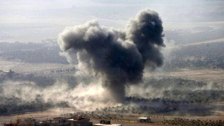 IS tan cong phia Tay Iraq, cuoc chien o Mosul van tiep dien - Anh 4