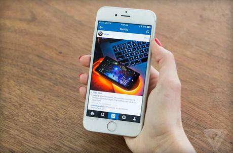 Instagram sap co tinh nang live video? - Anh 1