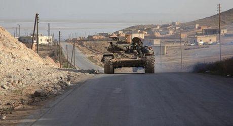 Chien su Syria: Tu chien o chao lua Aleppo - Anh 1