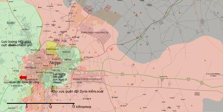 Chien su Syria: Tu chien o chao lua Aleppo - Anh 2